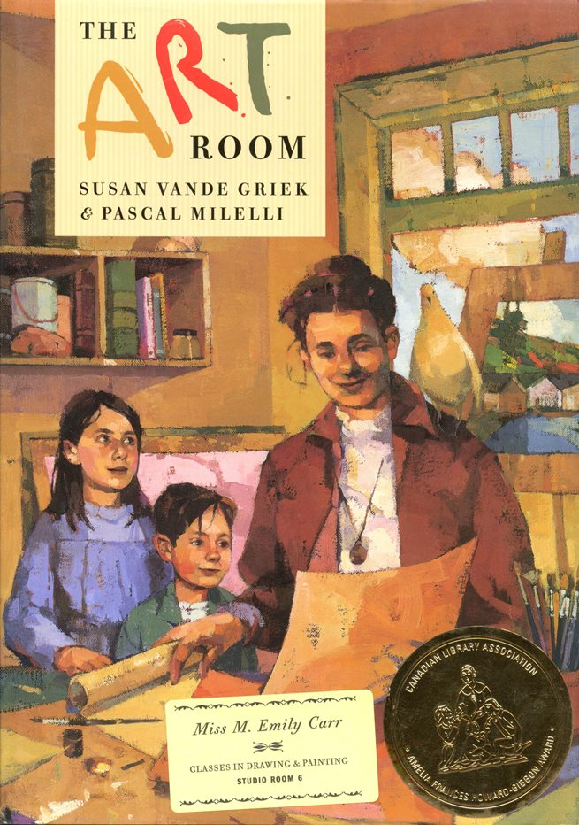 The Art Room book cover