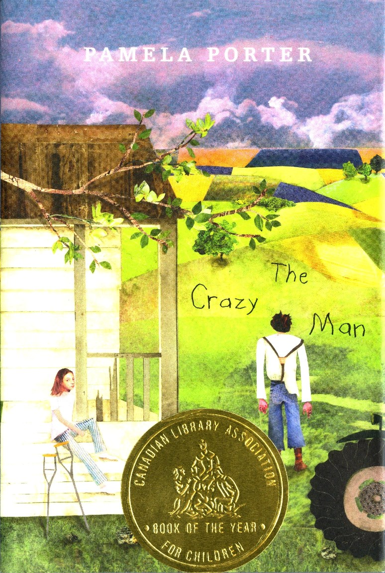 Pamela Porter The Crazy Man book cover