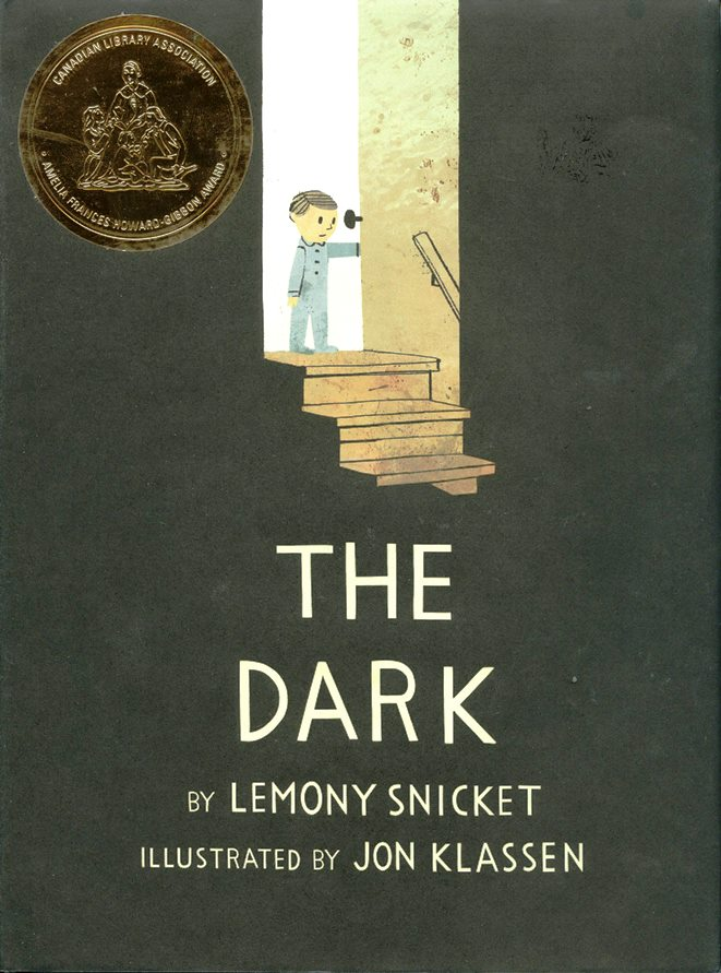 The Dark book cover