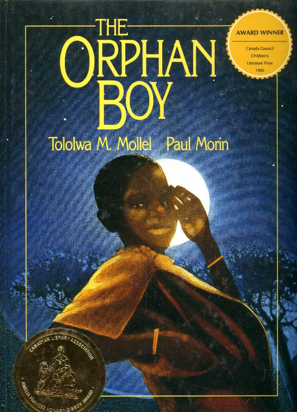 The Orphan Boy book cover