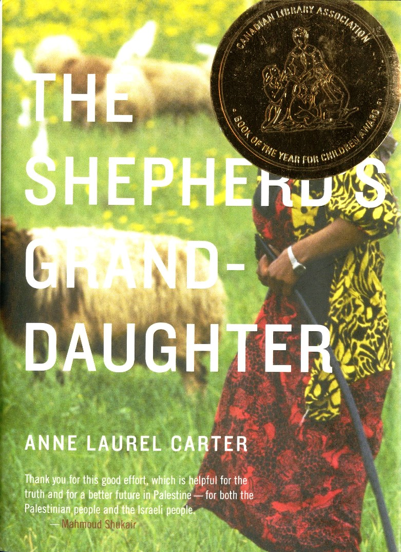 Laurel Anne Carter The Shephers Granddaughter book cover