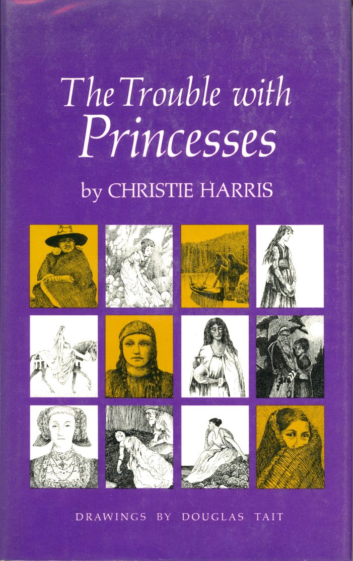 The Trouble with Princesses book cover