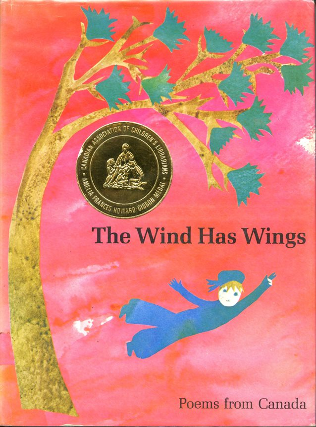 The Wind Has Wings book cover