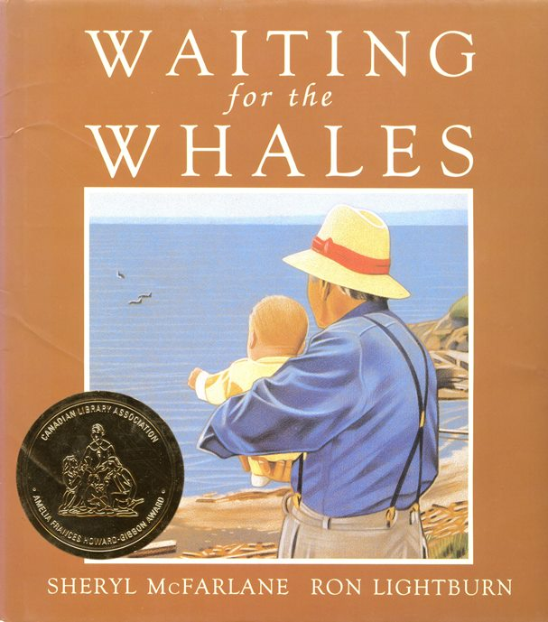 Waiting for the Whales book cover