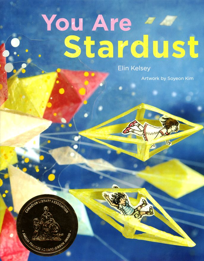 You Are Stardust book cover