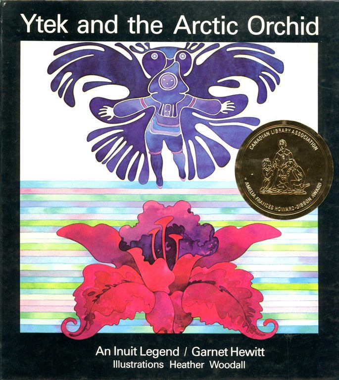 Ytek and the Arctic Orchid book cover