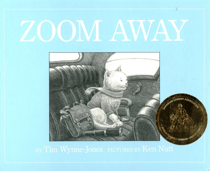 Zoom Away book cover