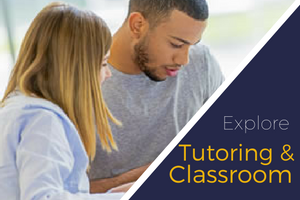 tutoring & classroom FAQ - click for answers to questions about study and classroom support