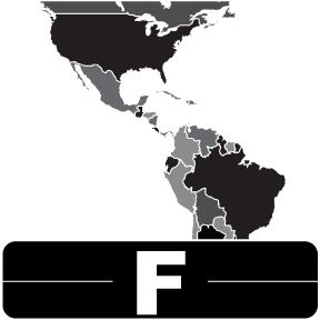 Library icon F for History of the Americas