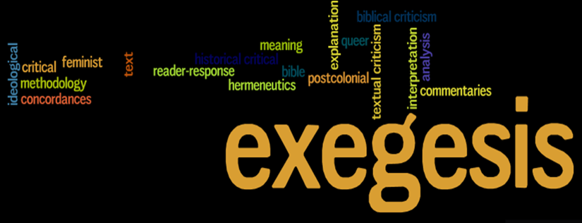 To What End Exegesis? Essays Textual, Exegetical, and Theological