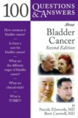 Book Cover : 100 Questions and Answers about Bladder Cancer