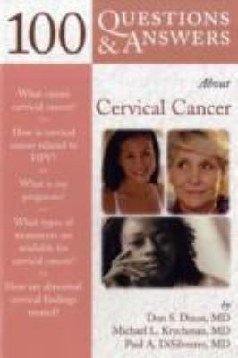 Book cover for 100 Questions and Answers about Cervical Cancer