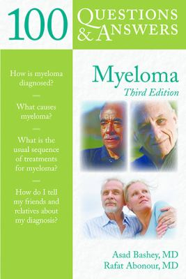 Book cover for 100 Questions and Answers about Multiple Myeloma