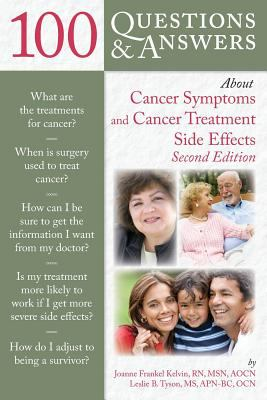 Book cover to 100 Questions and Answers about symptom management