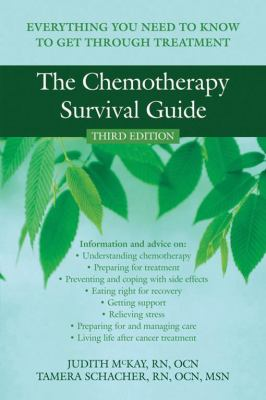 Book cover for The Chemotherapy Survival guide