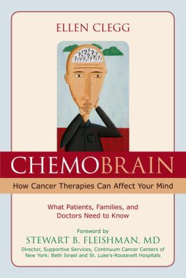 Book cover for ChemoBrain