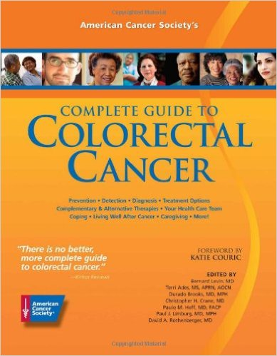 Couverture de livre: Complete guide to colorectal cancer