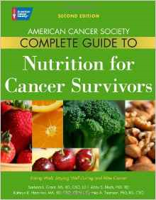 Book cover : Complete Guide to Nutrition for Cancer Survivors