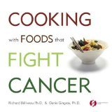 Book cover : cooking with foods that fight cancer