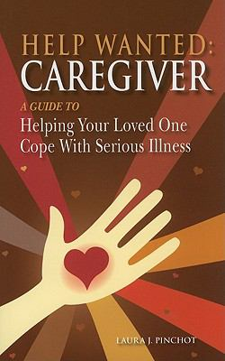 Book cover : Help Wanted Caregiver