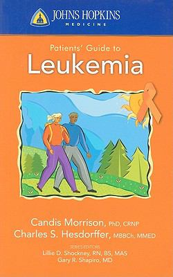 Book Cover to Johns Hopkins Patients' guide to Leukemia