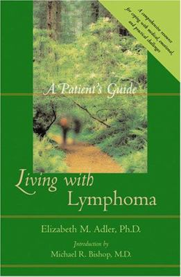 Book cover for Living with Lymphoma