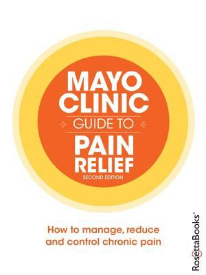 Book cover : Mayo Clinic Pain Relief