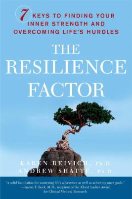 Cover of The Resilience Factor