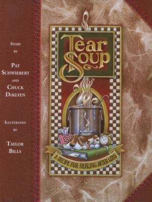 Book cover : Tear Soup