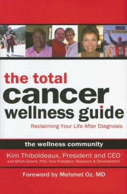 Cover of The Total Cancer Wellness Guide