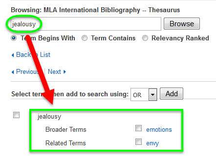 Find bibliography