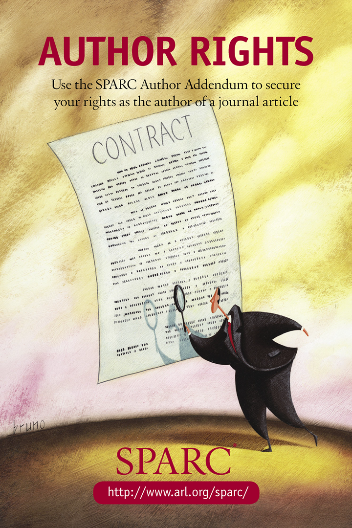 Author Rights Poster