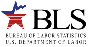 Bureau of Labor Statistics U.S. Department of Labor Logo