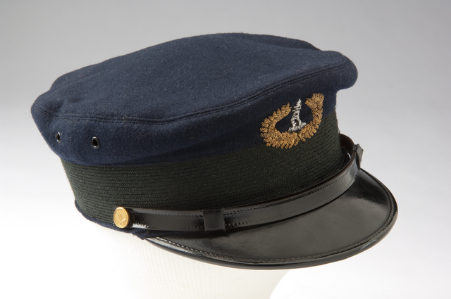 US Light House Service uniform hat (1910-1928)