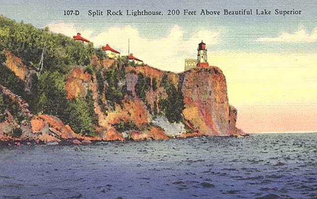 Split Rock Lighthouse (1945)