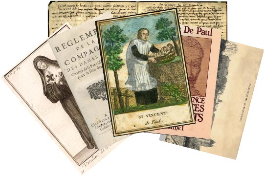 Vincentian Studies Collection materials