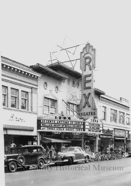 Rex Theatre, Eugene, Oregon