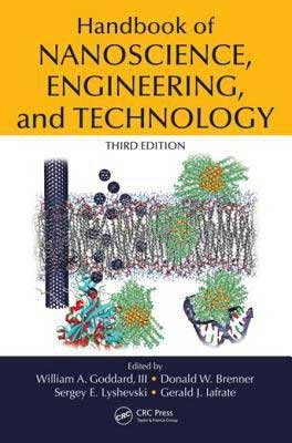 Handbook of Nanoscience, Engineering, and Technology, 3rd Ed