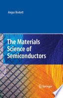 Materials Science of Semiconductors