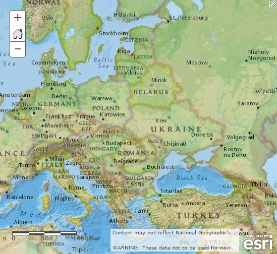 Eastern Europe - GEOG 2750 World Regional Geography - Research ...