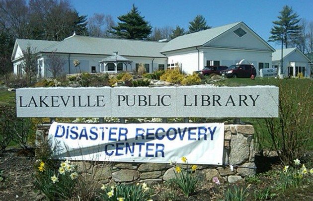 Lakeville Public Library serves as a Recovery Center