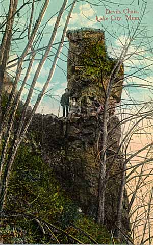 Devil's Chair, Frontenac State Park