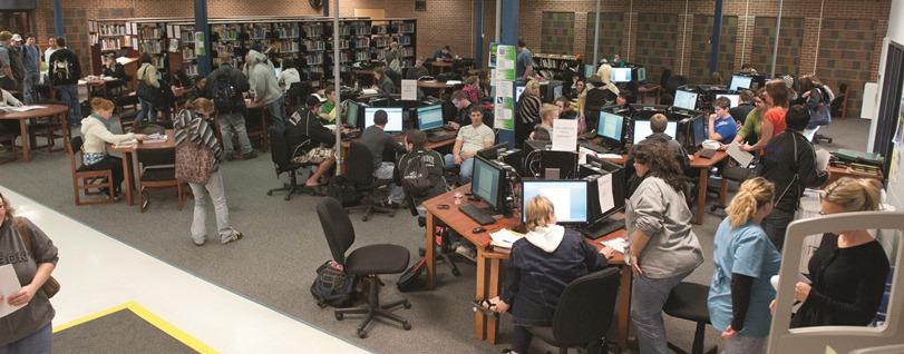 Library at Owen Sound Campus