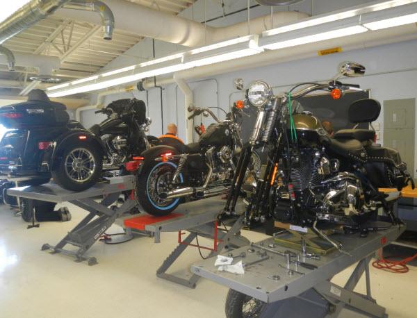 Harley Davidson Training