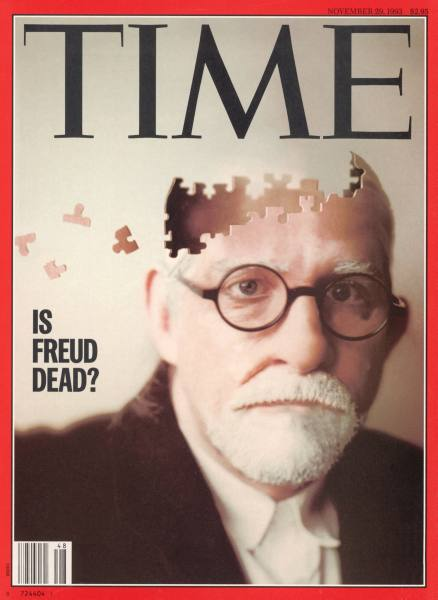 image - TIME Cover - Is Freud Dead?