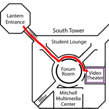 Video Theater pathway