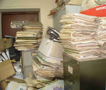 Liberian Presidential Files