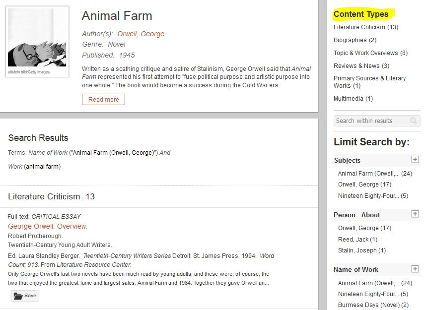 animal farm page count
