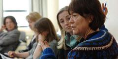 Women in Sociology class