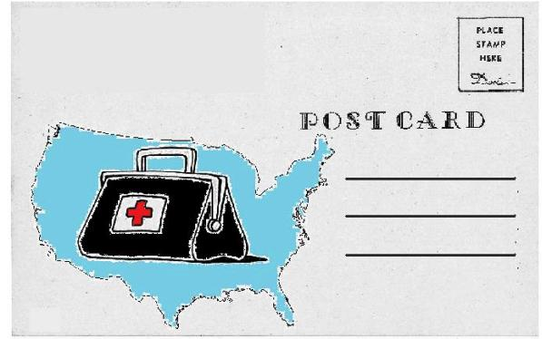 Image - Health Care Reform on a Postcard